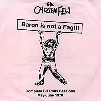 Baron is Not a Fag