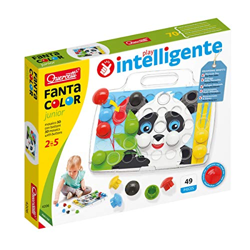 Quercetti 4206 Spielzeug, Multicolor