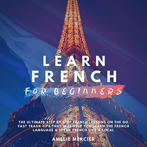 Couverture de Learn French for Beginners (French Edition)