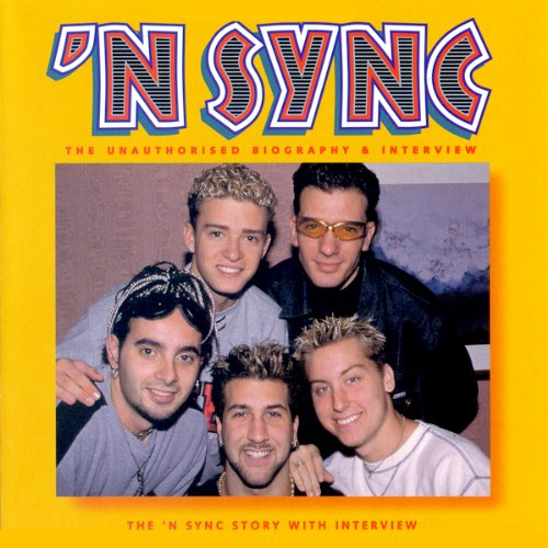 'N Sync & Justin Timberlake: A Rockview Audiobiography audiobook cover art