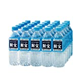 財宝 天然アルカリ温泉水 財寶温泉 500ml×25本 ミネラルウォーター 軟水