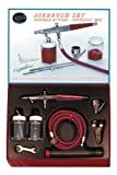 Paasche vLS siphon-feed aérographe double action airbrush set by paasche