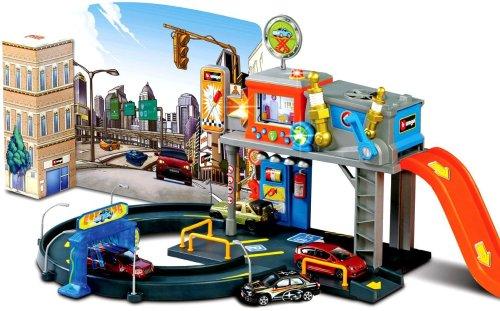 BBurago -30065 - Véhicule Miniature - Interactive Play Set - échelle 1/43