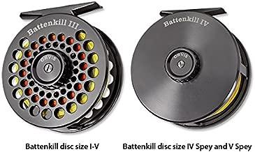 Orvis Battenkill Disc Reels, Iii (5-7 Wt)