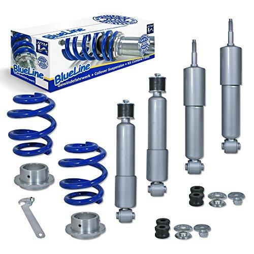 JOM Car Parts & Car Hifi GmbH 741097 Blueline Gewindefahrwerk