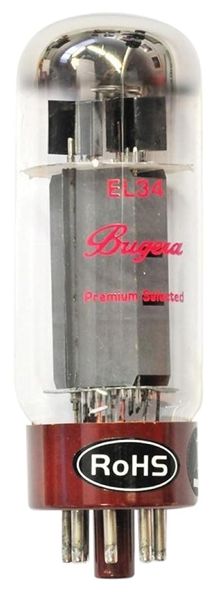 飼料町懐疑的Bugera 真空管 パワー五極管 EL34