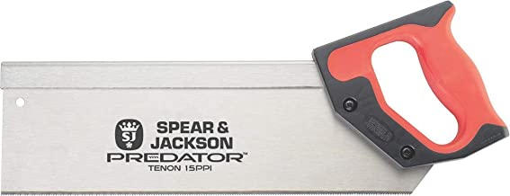 Spear & Jackson Predator - Serrucho de costilla (30,48cm)