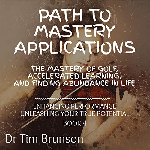 Path to Mastery Applications cover art