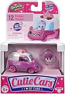 Shopkins Cutie Cars #12 Frozen Yocart with Mini Shopkin Exclusive