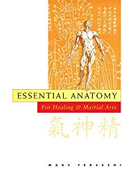 Essential Anatomy: For Healing and Martial Arts de Marc Tedeschi chez Weatherhill