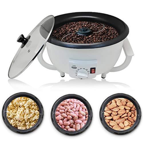 Máquina de tostado de granos de café de 1200 W Máquina de horneado para el hogar 750G Granos de café Máquina de tostador de café para el hogar 110 V / 220 V
