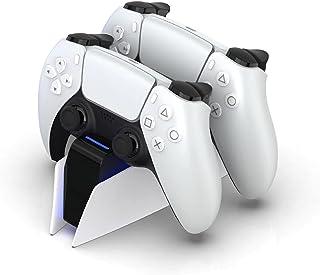 Carregador Controle Duplo Playstation 5 Honcam Dualsense Ps5