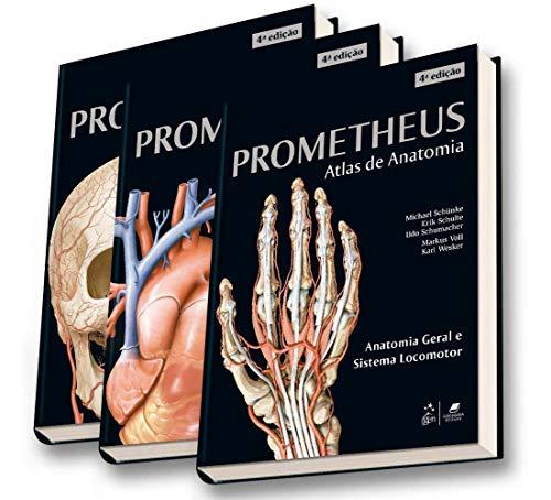Coleção - Atlas de Anatomia 3 Volumes