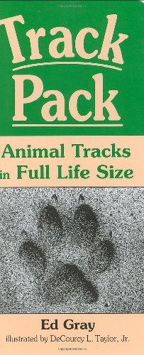 Track Pack: Animal Tracks in Full Life Size