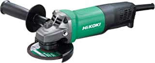 "HIKOKI Angle Grinder 4""/100mm, 900 Watts, Paddle Switch"