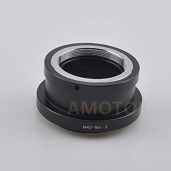 Tamron to Nik Z Adapter Tamron Adaptall 2 AD2 Mount Lens to for Nikon Z Mount Z6 Z7 Camera