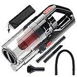 Car Vacuum Cleaner, DC12V 150W/7000PA, HEPA Filter
