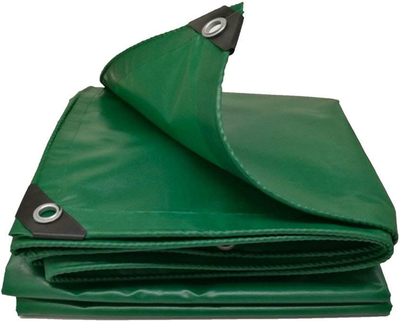 Hou Hexin Trade ZQG Plane-Regen-Beweis-Plastiksonnenschutz-Schatten-Farbstreifen-Tuch, Auto-Plane-im Auto-Plane-im Auto-Plane-im FreienParkplatz (grüne Farbe) - 450g   m² B07L2YJ1QT  Hohe Qualität b2654f