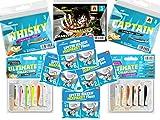 Raubfisch Store - Lieblingsköder 5 cm - Barsch Starterset groß