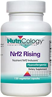NutriCology Nrf2 Rising 120 Vegetarian Capsules