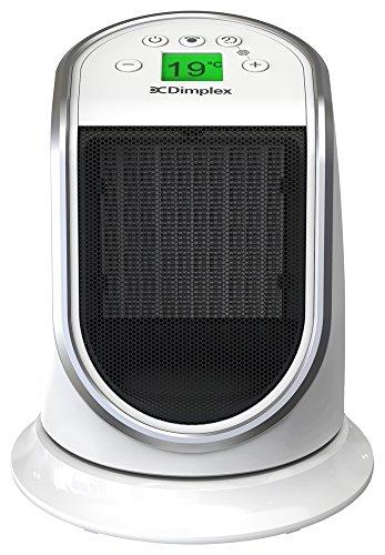 ディンプレックス セラミックファンヒーター 【3~8畳用】 ホワイト M1JGTS-W
