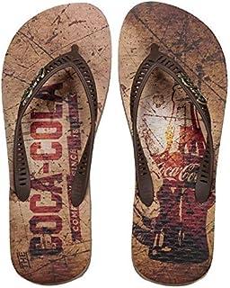 Sandália Masculina Coca-Cola Scratchs