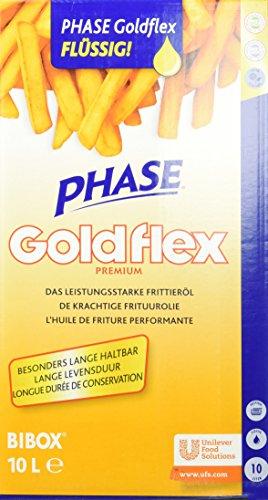 Phase Goldflex Frittieröl flüssig, 1er Pack (1 x 10kg)