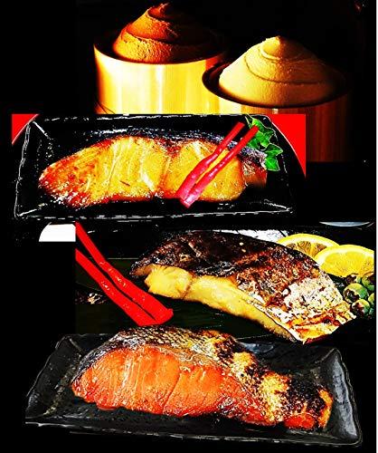 高級魚銀たら味噌粕漬・甘粕漬お買得4種8切セット 料亭の味をお送ります。【お祝いギフト・ご贈答・誕生日プレゼントに!!】