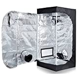 TopoLite 20'x20'x48' 600D Grow Tent Room Reflective Mylar Indoor Garden Growing Room Hydroponic System