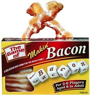 Makin' Bacon Dice Game