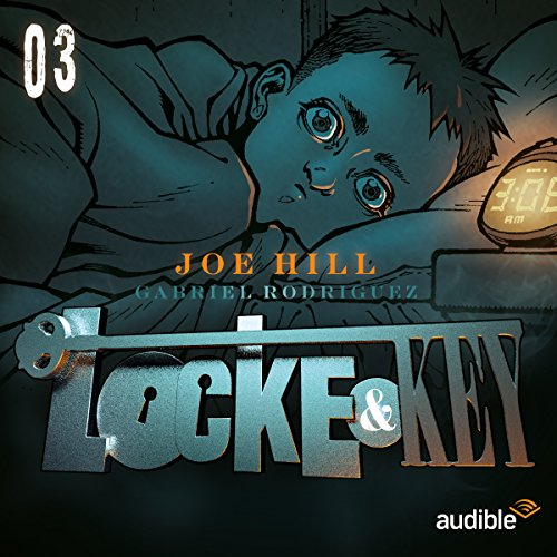 Die Schattenkrone (Locke & Key 3) cover art