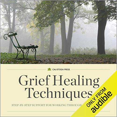 Grief Healing Techniques cover art