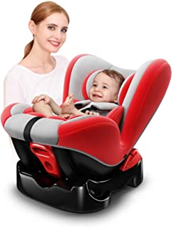 Car Seat, Positive and Negative Two-Way Installation Four-Speed Adjustment Lying and Sit Dual-Use for Children and Babies 0-4 Years Old