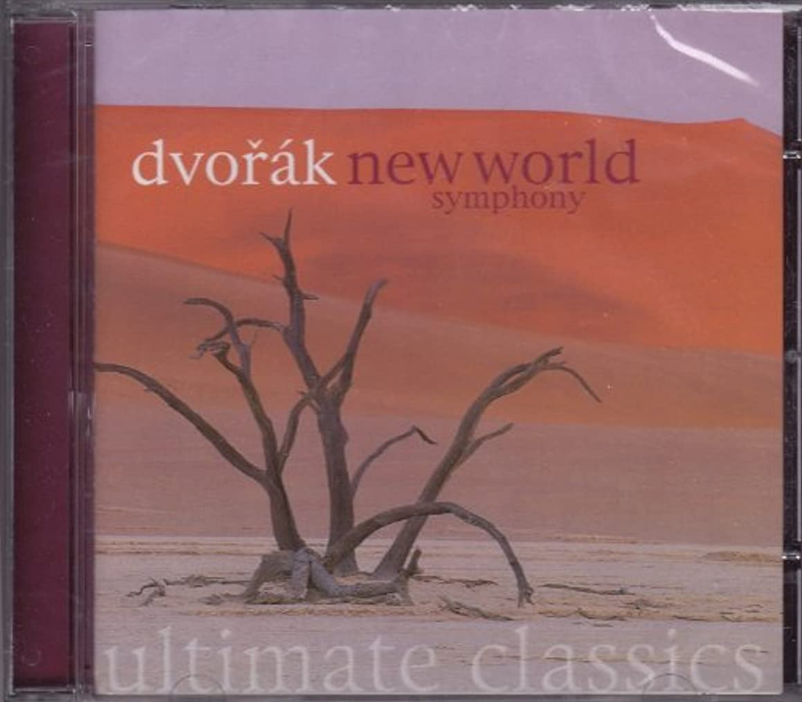 Dvorak: New World Symphony/Slavonic Dances (Ultimate Classics)