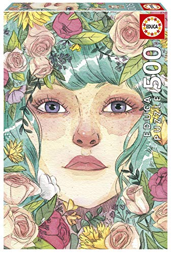 Exclusive Series Esther Gili Mayo. Puzzle de 500 Piezas. Ref. 19015