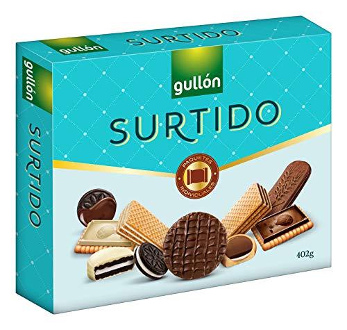 Gullón Surtido Galletas de Chocolate Premium, 402g