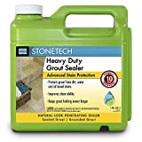 StoneTech Heavy Duty Grout Sealer, 1-Gallon (3.785L)