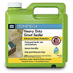 stonetech heavy duty grout sealer
