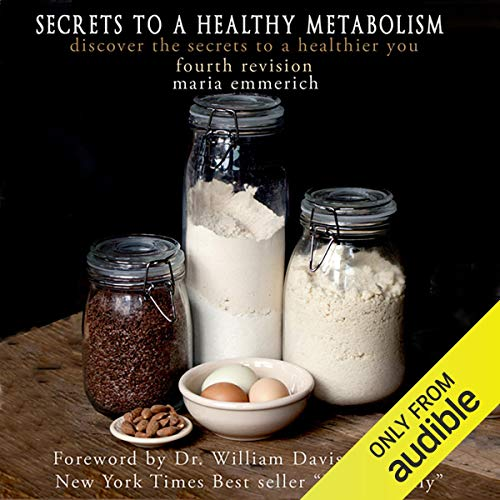 Secrets to a Healthy Metabolism Titelbild