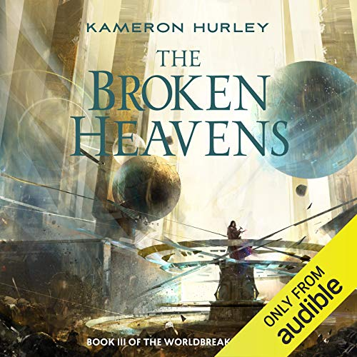 The Broken Heavens cover art