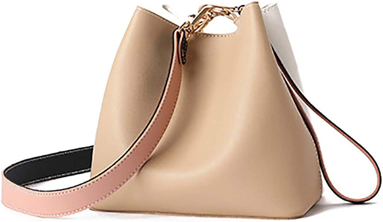 3a2f2e215aff8 Tasche Retro Diagonal Einfache Portable Farbe Fee Tasche Damen  Umh auml Ngetasche Umh auml Ngetasche Umh auml Ngetasche Damen Sommer Eimer  Tasche B07H5KGPCB ...