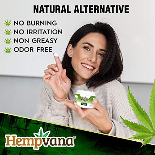 As Seen On TV Hempvana Pain Relief Cream