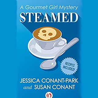 Steamed     Gourmet Girl Mysteries, Book 1              By:                                                                                                                                 Susan Conant                               Narrated by:                                                                                                                                 Erin Spencer                      Length: 8 hrs and 19 mins     4 ratings     Overall 3.5