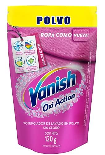 vanish para ropa fabricante Vanish