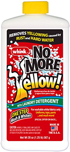 Whink No More Yellow! 20 Ounce