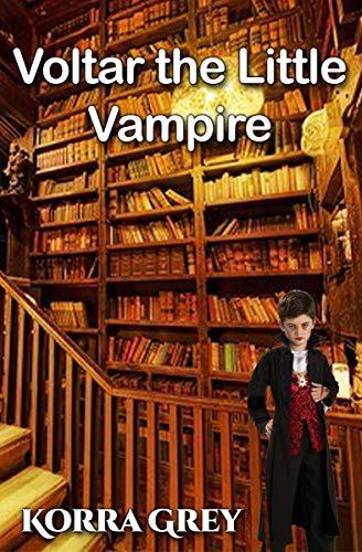 Voltar the Little Vampire (English Edition)
