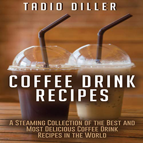 『Coffee Drink Recipes』のカバーアート