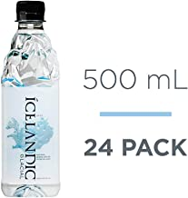 Icelandic Glacial Natural Spring Alkaline Water, 16.91 Fl Oz (24 Count)