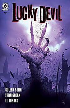 Lucky Devil #2 by [Cullen Bunn, Fran Galán, El Torres]
