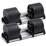 Einstellbare Hantel Männer Fitness Haushalt Gewerbe Expansion 20-32kg Automatische Hantel (Size :...